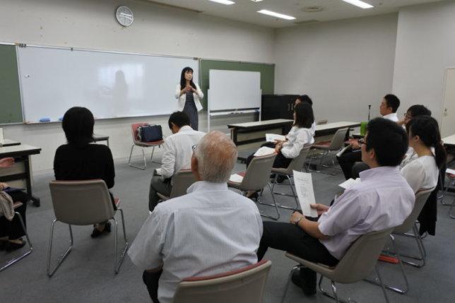 講師のビジネスモデル