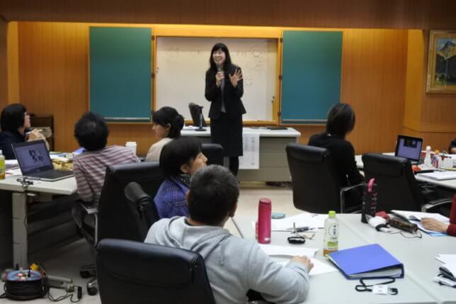 人気セミナー講師の柳沼佐千子
